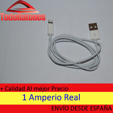 CABLE CARGADOR Y DATOS PARA IPHONE 5 5S 5C IPAD AIR MINI 2 RETINA IPOD 8 PIN