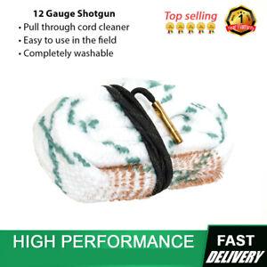 Snake Rope 12 Gauge shotgun barrel cleaner cleaning kit rope 12GA bore cleaner