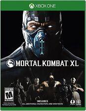 *NEW* Mortal Kombat XL - XBOX One