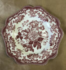 Spode, Archive Collection, British Flowers Rosa Side Plate ~new~