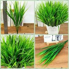 Green Grass Artificial Plant Flowers Household Home Shop Decor Fake Decor Garden