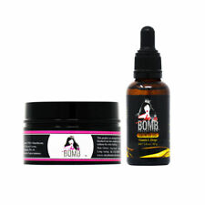 She Is Bomb Collection Edge Control 3.5oz + Growth Oil Drop 1oz