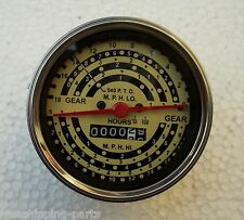 Minneapolis Moline Tractor Tachometer firs - EARLY M670 GAS/DIESEL, M5,M602,M604