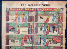 LITTLE NEMO SUNDAY Color Strip 9/19/1926 WINSOR McCAY Little Nemo in Slumberland