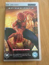 Spiderman 2 For Psp Movie