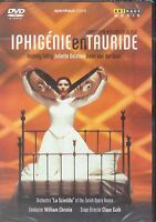 Christoph Gluck Ephegenie en Tauride DVD NEW Rodney Gilfry Galstian