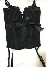 Ann Summers Maid Black White Babydoll Set  Various Sizes BNWT