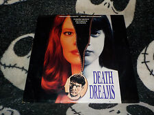 Death Dreams aserdisc LD Christopher Reeve Free Ship $30 Orders