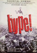 HYPE! – DVD, GRUNGE, NIRVANA, PEARL JAM, MUDHONEY, SOUNDGARDEN, DOUG PRAY
