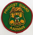 Provost Guard AAONMS Lu Lu Temple Shriners Free Mason Embroidered Patch