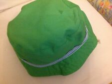 TIE RACK LONDON GREEN LADIES HAT BNWT Made in Italy One Size