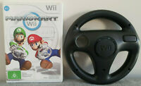 Mario Kart - Nintendo Wii 🎮 PAL - Complete w/ Manual & Steering Wheel Genuine
