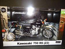 Automaxx Kawasaki 750 RS Z2 Black 1/12