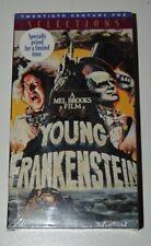 Vintage Young Frankenstein Gene Wilder VHS Cassette Tape Unused SEALED MINTY