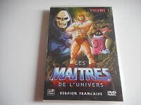 DVD -  LES MAITRES DE L' UNIVERS VOL 1 - ZONE 2