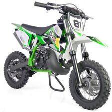 Moto cross enfant 50cc 3.6cv LUXE 2T 10/10 mini moto cross