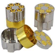 3 Pièce Balle Herb tabac magnétique métal grinder polinator broyeur