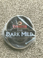 Thwaites Dark Mild Cask METAL Beer Pump Clip Breweriana Brand New Unused