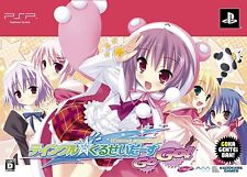 PSP Twinkle Crusaders GoGo! Special Limited Edition Japan Import Game Japanese