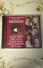 COUNTRY CHRISTMAS WITH THE STARS OF BRANSON CD MICKEY GILLEY, TOM T. HALL