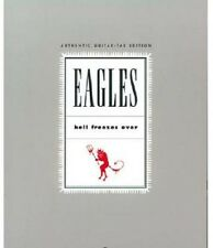 New Eagles: Hell Freezes over Authentic Guitar Tab Edition Book- Free Shipping