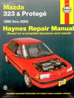 Haynes Workshop Manual Mazda 323 Protege 1990-2003 Service Repair Maintenance