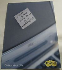 Advertising Retail Post-it 3M - unposted
