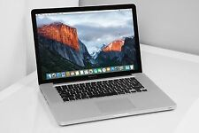 "15"" Apple MacBook Pro Core 2 Duo 2.8 GHz 4GB RAM 500GB HDD DUAL NVIDIA GFX"