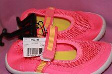 Kids water swim shoes, beach, lake or pool, Kids size M 7/8 ( PINK )