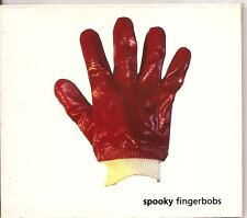 SPOOKY Fingerbobs CD EP DIGIPACK