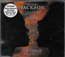 Michael Jackson-Scream cd maxi single