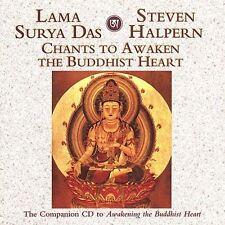 Steven Halpern & Lama Surya Das : Chants to Awaken the Buddhist Heart CD (2017)