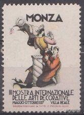 CHIUDILETTERA: MONZA III mostra arti decorative GUSTAVINO