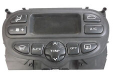 Peugeot 307 Heater Control Panel 5 Door Hatch 2001 - 2006