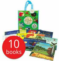 Julia Donaldson Collection 10 Book Set The Gruffalo, The Gruffalo's Child