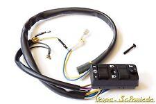 VESPA Original PIAGGIO Lichtschalter - 8 Kabel - PK 50-125 / S ohne Batterie
