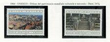19178) UNITED NATIONS (New York) 1984 MNH** UNESCO USA Sri Lanka