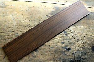 Roasted torrefied oak guitar fretboard blank fingerboard rosewood alternate 1556
