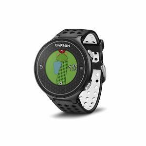 Garmin Approach S6 GPS Golf Uhr Touchscreen Entfernungsmesser - Schwarz