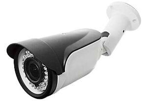 FullHD-Überwachungskamera AHD  1080P OSD 42 IR-LED 2,8-12