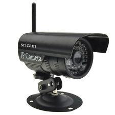 WiFi Outdoor P2P Network CCTV Camera Wireless Security IP Webcam IR Night Vision