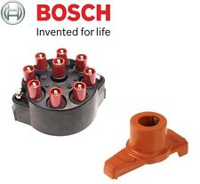 NEW Mercedes R107 W126 Distributor Rotor and Distributor Cap Bosch