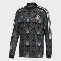 adidas x NTS Radio x Spirit Forecast Goalkeeper Jersey Sizes XS-XL Black RRP £65
