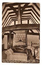 Interior Old George Hotel - Salisbury Photo Postcard c1910