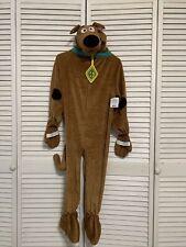 NWT Boys Scooby Doo Halloween Costume Sz Med.