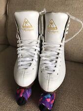 Jackson Mystique Size 4 C Ice Skates Mark Ii Blades
