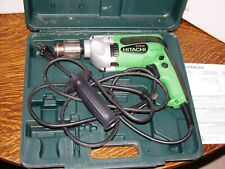 HITACHI D13VF 1/2 inch Electric Corded Drill 9.0 Amp EVS Reversible