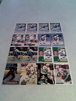 *****Michel Picard*****  Lot of 32 cards.....14 DIFFERENT / Hockey