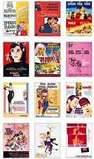 Audrey Hepburn Film Poster NEW Trading Card Set