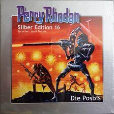 Perry Rhodan Silver Edition 16 - Die Posbis 12 CD Box Sprecher: Josef Tratnik